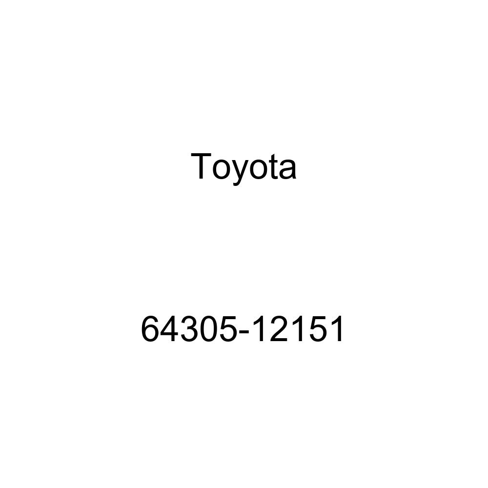 TOYOTA 64305-12151 Package Tray Bracket Sub Assembly