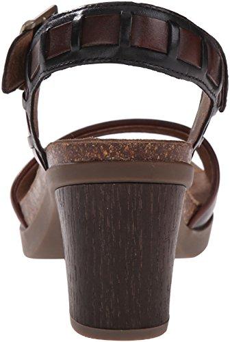 Dansko Women's Debby Dress Sandal Black Full Grain really cheap online iK0Mr