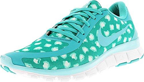Argento Libera Nike Delle Metallico 5 4 Polverosa Bianco Formatori Cactus Tr 0 Misura Donne Sbiancato Turq 6ddqr0