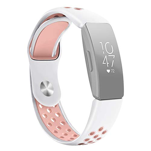 Little Story Sports Silicone Bracelet Strap Band for Fitbit Inspire/Inspire HR