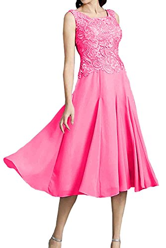 Topkleider - Vestido - trapecio - para mujer rosa 2 mes