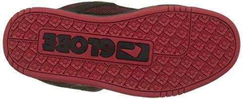 knit Globe Skateboard red Da Uomo Multicoloreblack 000 TiltScarpe kwOPX8N0n