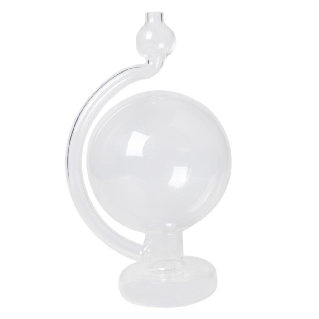 Creative Glass Weather Storm Forecast Predictor Bottle Barometer Set Home Tools Gadget DIY Crafts Decor - Red , 9*15cm Generic