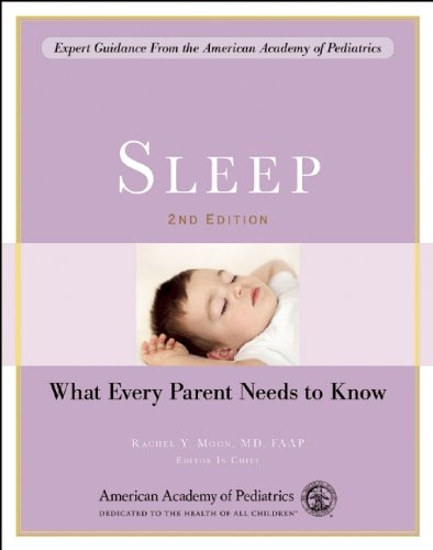 Book Cover: Sleep: What Every Parent Needs to Know