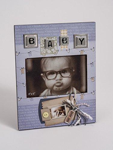 Baby Boy Trinket Photo Frame