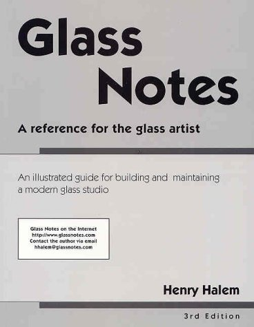 Glass Notes: A Reference for the Glass Artist by Brand: Franklin Mills Pr