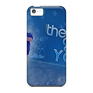 High Quality Shock Absorbing Case For Iphone 5c-new York Giants