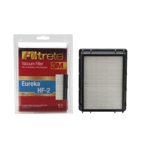 - 3M Filtrete Eureka HF-2 HEPA Vacuum Filter - 1 filter