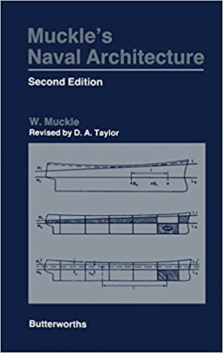 Muckles Naval Architecture Marine Engineering Series 2nd Edition Kindle