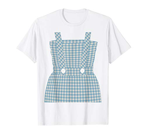 OZ Halloween Dorothy Costume Shirt-Cute Wizard of OZ T-shirt]()