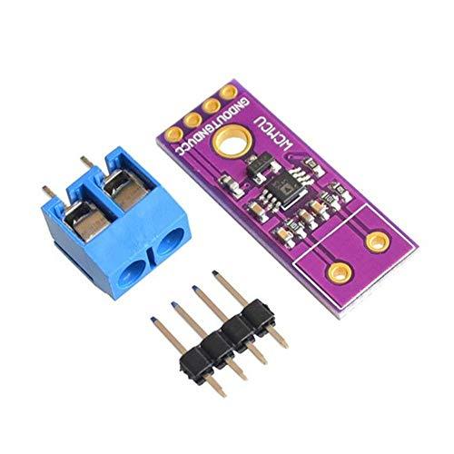 Emily AD8495 Armz Thermal Thermocouple Amplifier Analog Output Precision Module K Purple
