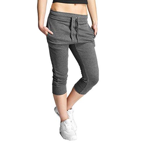 DEF Mujeres Pantalones / Pantalón deportivo Kiah gris