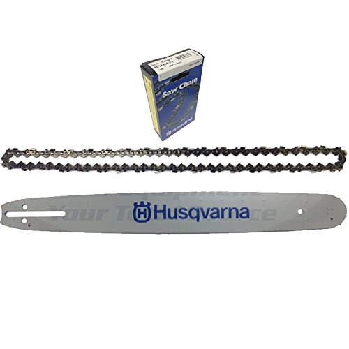 "Husqvarna 18"" .325 .050 72DL Bar & Chain Package 501840872"