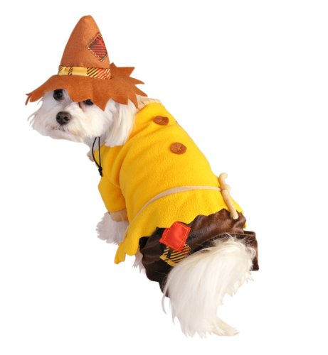 Anit Accessories Scarecrow Dog Costume, (Thanksgiving Costumes For Dogs)