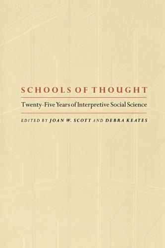 Schools of Thought: Twenty-Five Years of Interpretive Social Science.