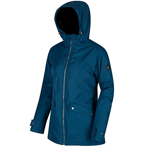 Insulated Jackets Women's Regatta Brienna MajolicaBlue Waterproof 0Cfqwt4q