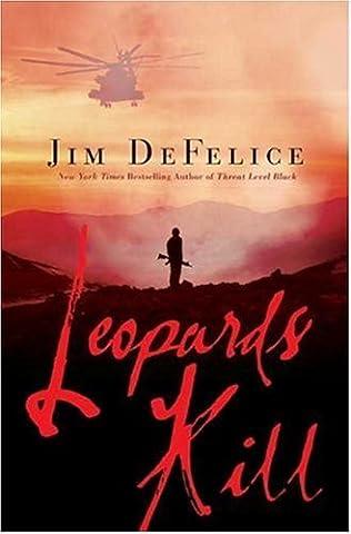 book cover of Leopards Kill