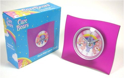 Care Bears Desk / Wall Alarm Clock