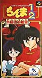 Ranma 1/2 Akanekodan No Hihou, Super Famicom (Super NES Japanese Import)