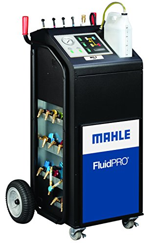 Mahle 425 80009 00 Black Brake Flush System for Vehicles Requiring Higher Pressure (BFX-3) by Mahle