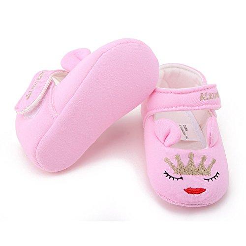 BOBORA Caramelo Lindo Bebe Oso Zapatos De Nina A1
