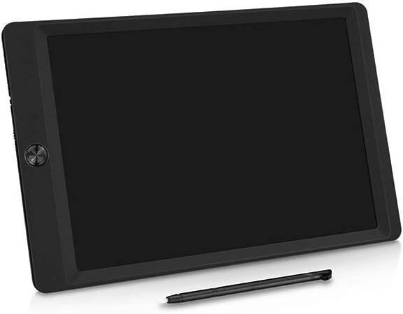 Tablero de Dibujo LCD de 8,5 Pulgadas / 10 Pulgadas, pizarrón electrónico de Dibujo para niños, pequeña Pizarra, Pizarra de Negocios: Amazon.es: Hogar