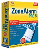 ZoneAlarm Pro 5 Firewall + Privacy Protection