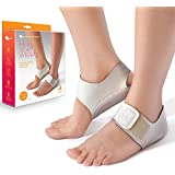 Heel That Pain Heel Seat Wraps for Plantar Fasciitis and Heel Spurs - Perfect for Heel Pain Relief While Barefoot or With Sandals | Patented, Clinically Proven, 100% Guaranteed (Medium)