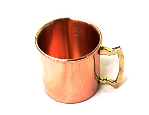 STREET CRAFT 100% Authentic Copper Moscow Mule Smooth