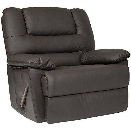 Best Choice Products Leather Recliner