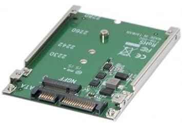 Adaptador para discos SSD M.2 a SATA 2.5 - M2: Amazon.es ...