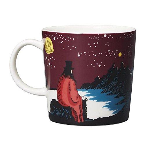 Arabia Moomin Hobgoblin & His Panther Ceramic Mug Cup