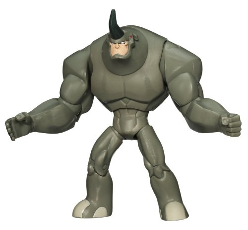 Spider-man Animated Action Figures - Rhino