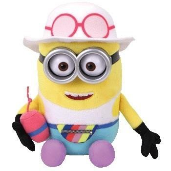 (TY Beanie Boos Regular Plush by ADD & Ship (Jerry - Minions (Despicable Me)