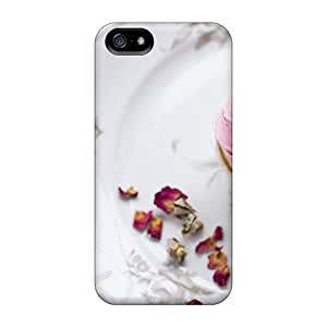 (JuCtlHZ694fTdeB)durable Protection Case Cover For Iphone 5/5s(fantastic Cupcake)