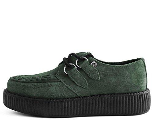 T.U.K. Pianta Rampicante Shoes Muschio Camoscio Basso Viva EU45/UKM11