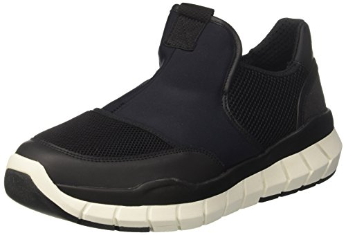 Bikkembergs Fighter 2090, Men's Slip On Black (Black 999)