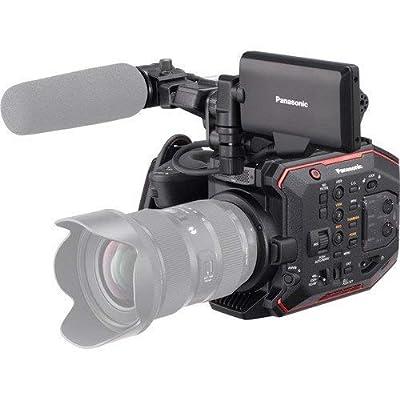 Image of Panasonic AU-EVA1 Compact 5.7K High Resolution Super 35mm Handheld Cinema Camera (International Version No Warranty) AU-EVA1PJ Film Cameras