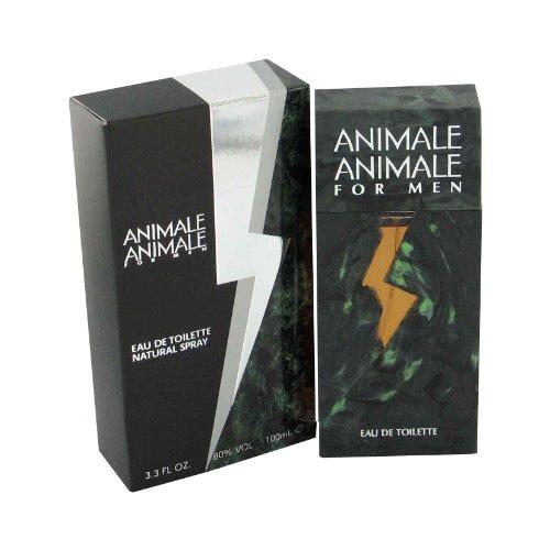 Animale Animale By Animale Parfums For Men. Eau De Toilette Spray 3.4 Ounces