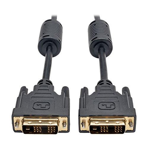 Tripp Lite DVI Single-Link Cable, Digital TMDS Monitor Cable (DVI-D M/M) 20-ft. (P561-020)