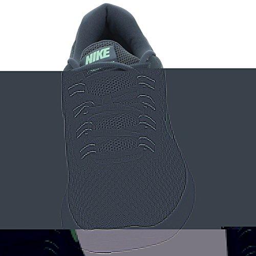 Nike Mens Lunarconverge Löparskor Mörkgrå / Färsk Mynta / Kallt Grå / Vit