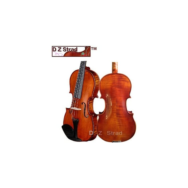 D Z Strad Violin Model 101 with Solid wo