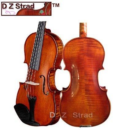 D Z Strad Viola Model 101 with Case,Bow,Shoulder