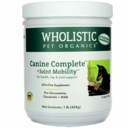 Wholistic Canine Complete Joint Mobility (16 oz)