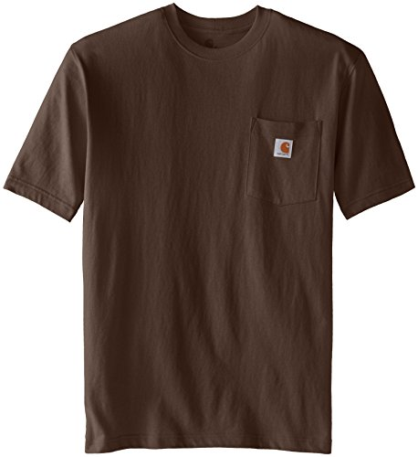 Carhartt Mens  Workwear Pocket Short Sleeve T-Shirt K87