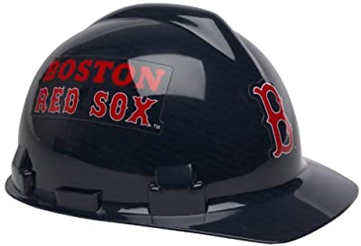 Boston Red Sox Hard Hat by Wincraft