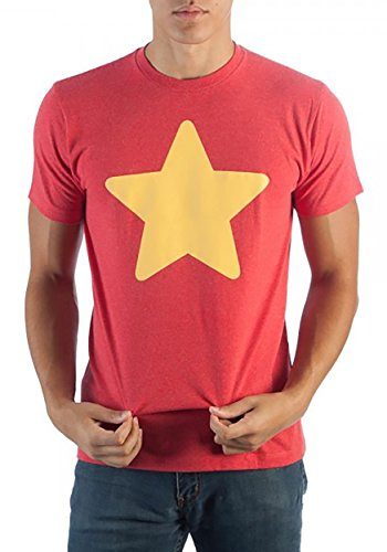 Hot Topic Steven Universe Star Men's T-Shirt Medium]()