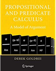 Propositional and Predicate Calculus: A Model of Argument