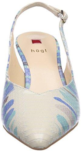 Högl 9-106108 - Zapatos de vestir de piel para mujer multicolor - Mehrfarbig (3399)