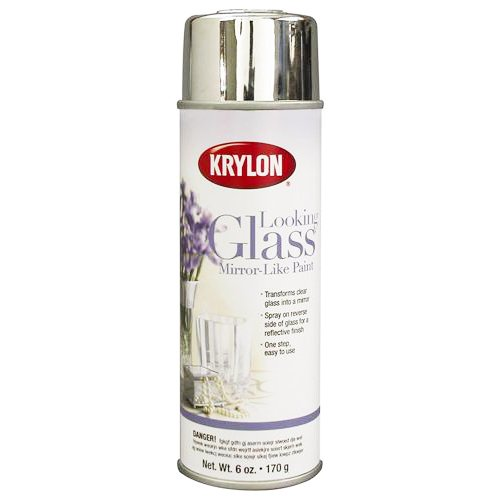 Looking Glass Spray Paint (Silver Mirror Spray Paint)